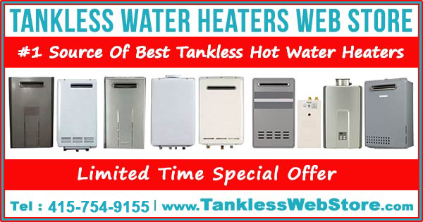 Whole House Tankless Water Heater ``` Netwide Super Hot Deals